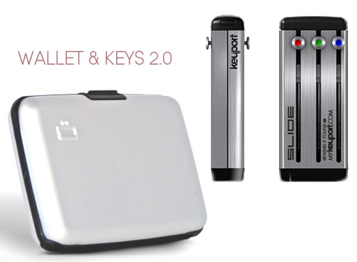Wallet & Keys 2.0