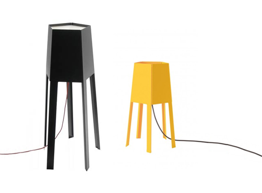 Watt Table and Floor Lamp
