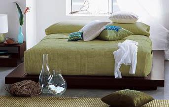 Low Platorm Bed
