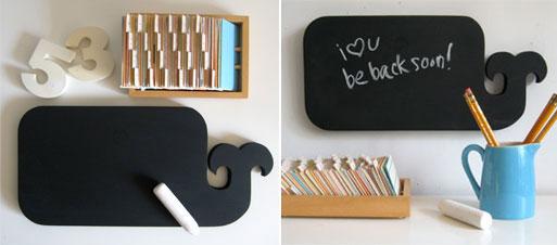 Whale Chalkboard