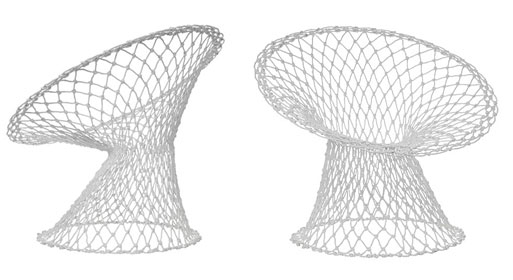 White Fishnet (limited edition), 2006