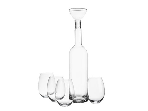 6-piece Botella set