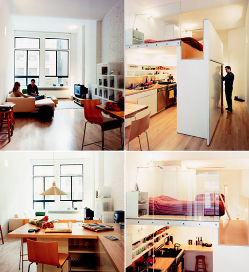 Woo Loft, New York