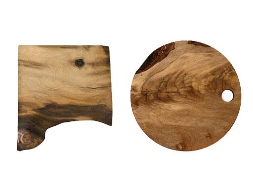 Wood Cutting Boards by Luke Bartells