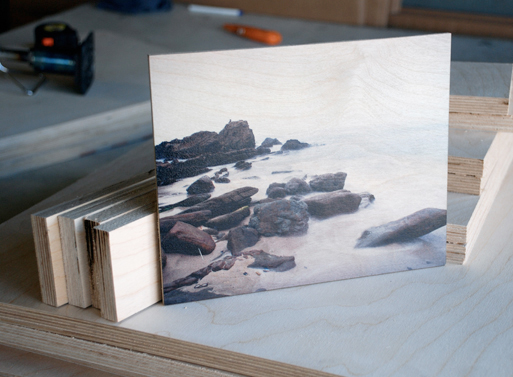 Woodsnap Wood Prints