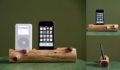 Woodtec Docking Station