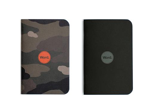 Word. Notebooks
