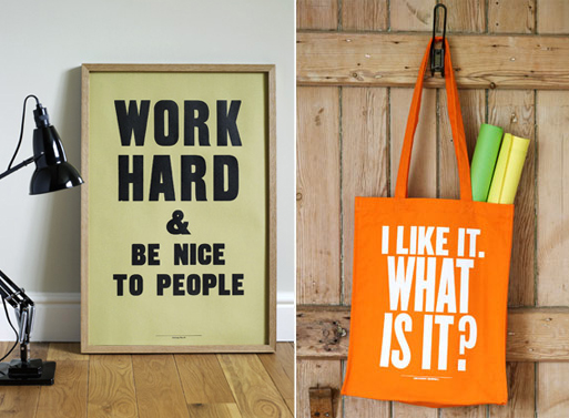 anthony burrill posters 2