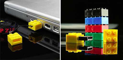 ZipZip USB Memory Brick
