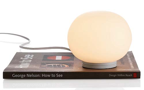Glo-Ball Mini T Table Lamp