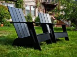 Loll&#8217;s 4 slat Adirondack Chair