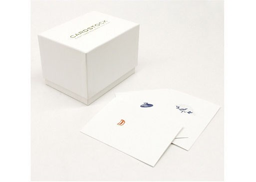 Set Editions, Cardstock