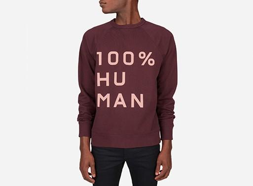 100% Human ACLU Tees & Sweatshirts