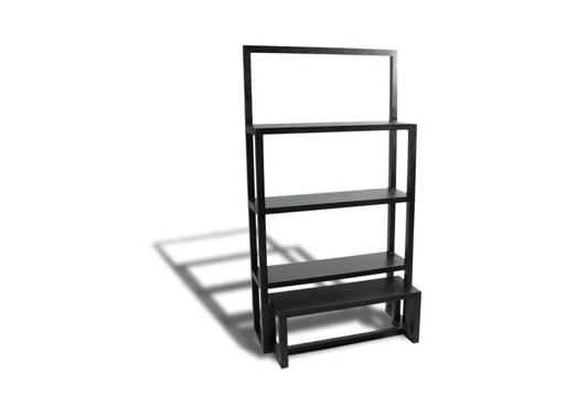 MAX SF: Diamond Heights Shelving Unit