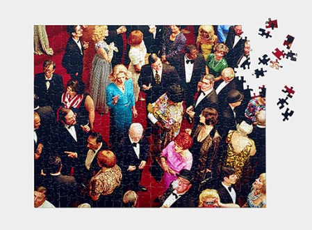 Alex Prager Crowd #10 Puzzle