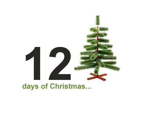 12 days until Christmas…
