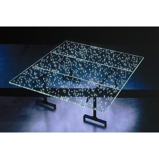 LED table by Ingo Maurer