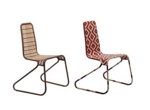 Flo Chairs, by Patricia Urquiola