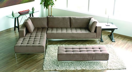 Soho Sectional, Sofa, & Chair by Bobby Berk Home