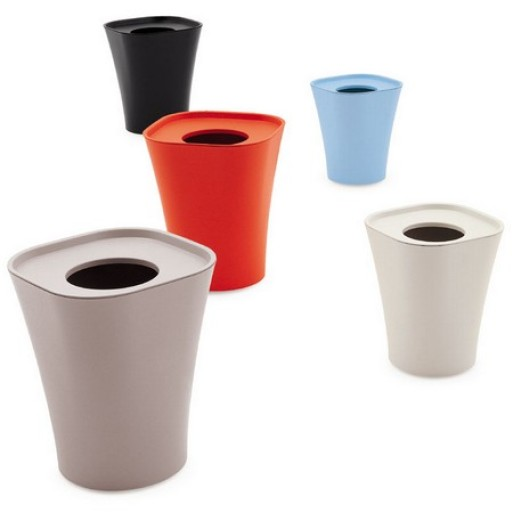 Trash Wastepaper bin by Jasper Morrison