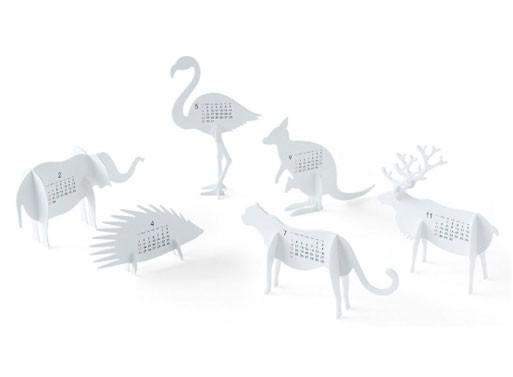 2011 Animal Calendar