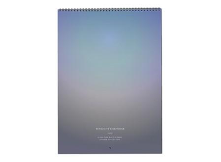 2017 Sunlight Calendar