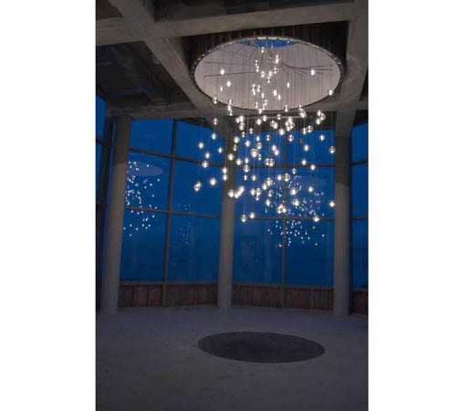 14 series pendant lights by omer arbel
