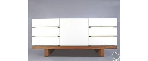 3-Wide Dresser