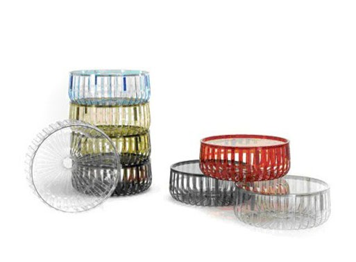 kartell panier basket/table