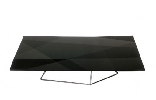 'folded' coffee table