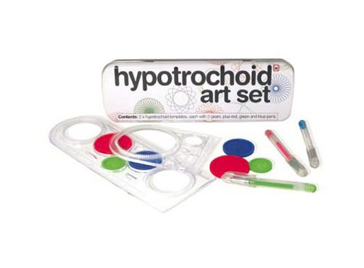 hyptrochoid art set
