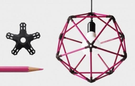 30 Pencil Icosahedron