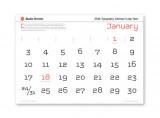 365 Typography Calendar 2016