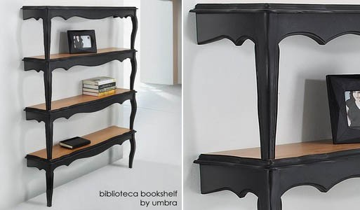 Biblioteca Bookrack by Umbra