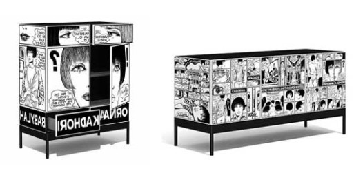 Crepax Cabinets