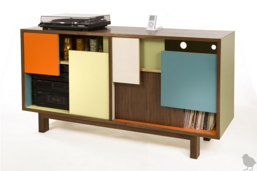 Thomas Wold Block Party Credenza