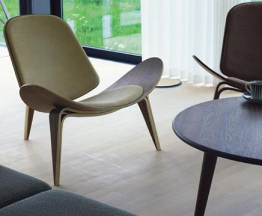 Hans Wegner's ch07 lounge