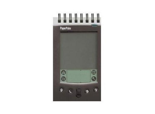 Paper Palm Pilot