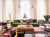 Inspiration: Ranjana and Naeem Khan's Soho loft