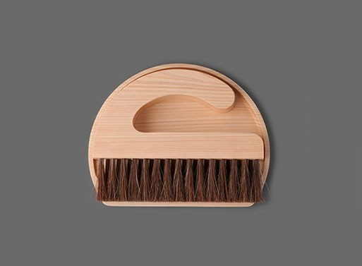 Asahineko Table Broom & Dust Pan