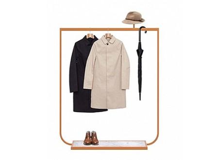 Asplund Tati Coat Rack