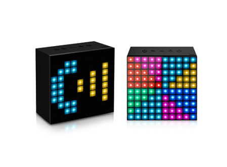 AuraBox Clock Speaker