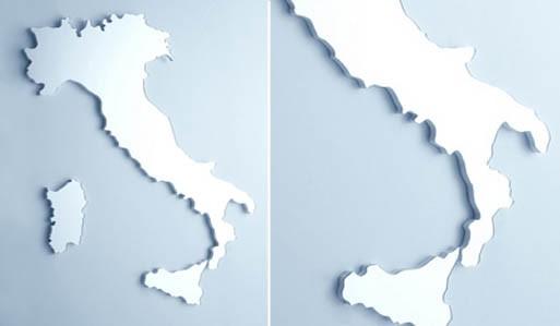Belvedere Italy Mirror by James Irvine