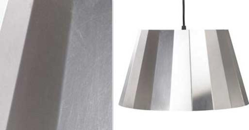 Plisse Hanging Lamp