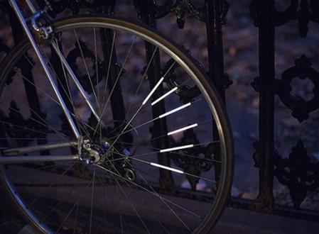 Bike Spoke Reflectors + 12