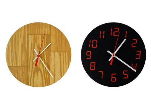 Chroma Lab Clocks