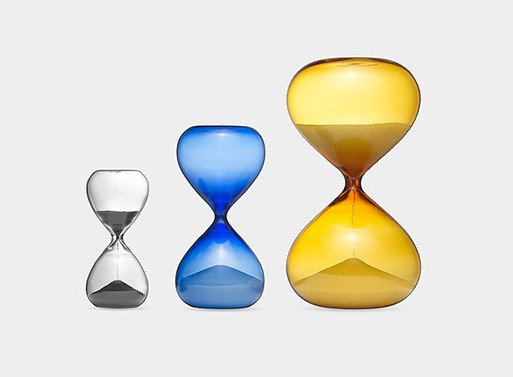 Colorplay Hourglasses