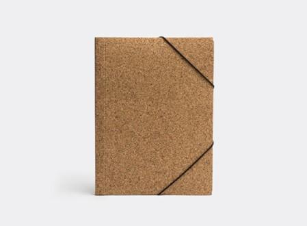 'Cork' folder A4