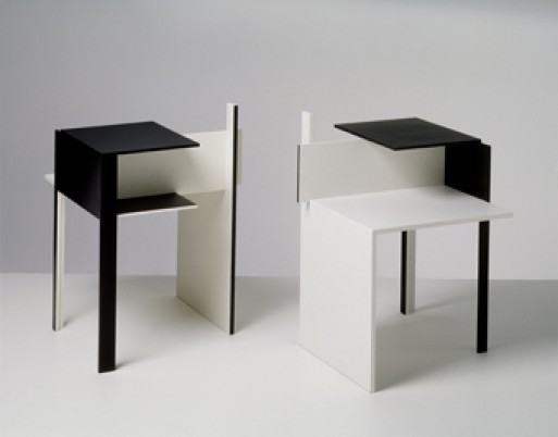 DeStijl table