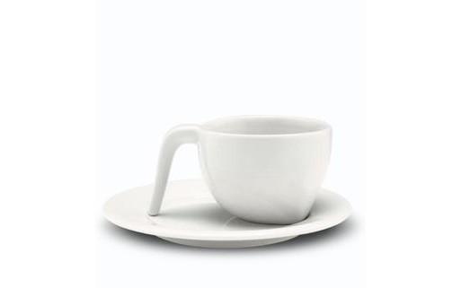 ITTALA EGO COFFEE CUP & SAUCER